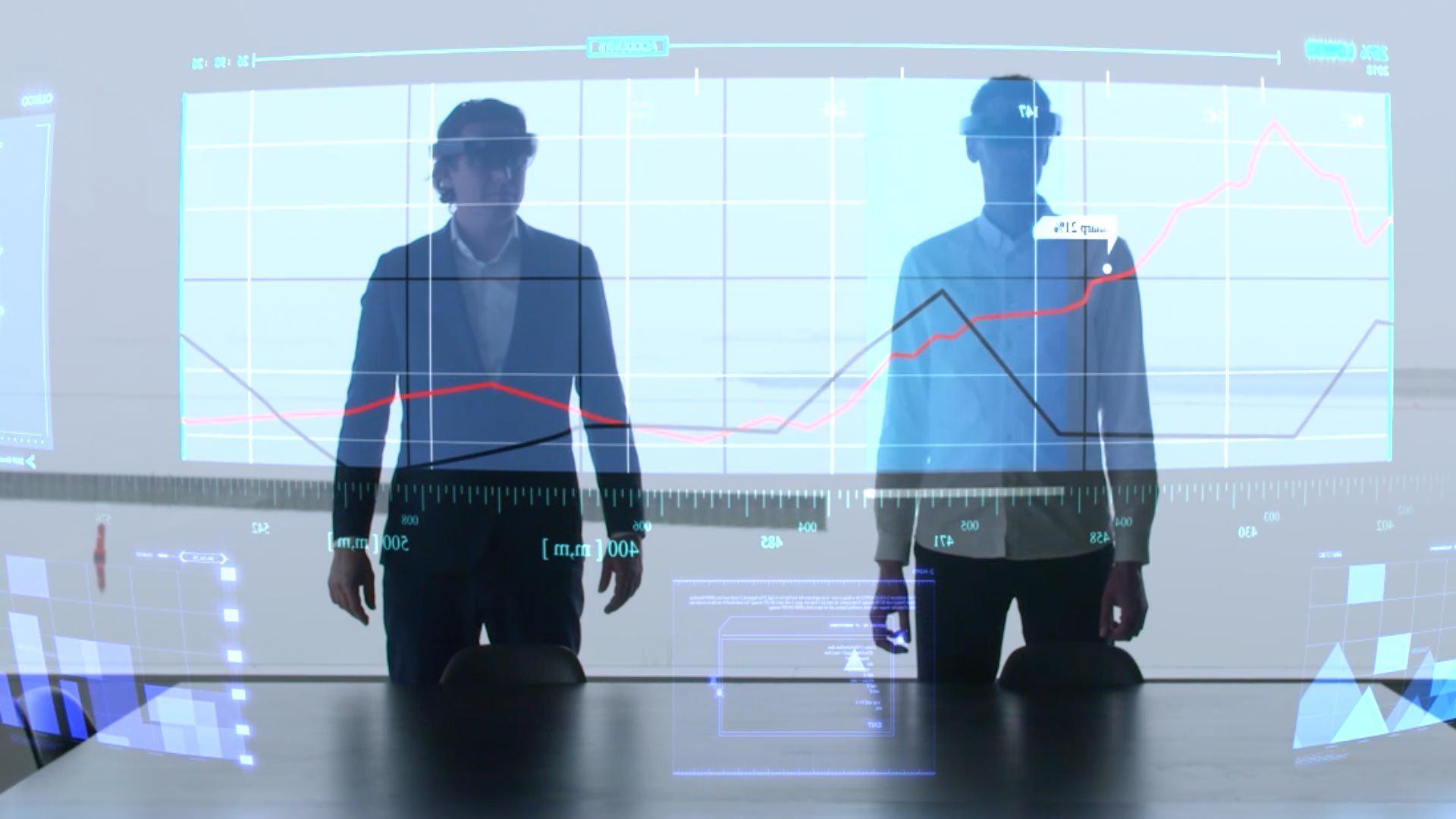 Dataxess HoloLens Experience